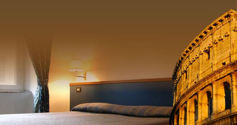 Hotel ginevra roma albergo economico 2 stelle roma for Barcellona albergo economico